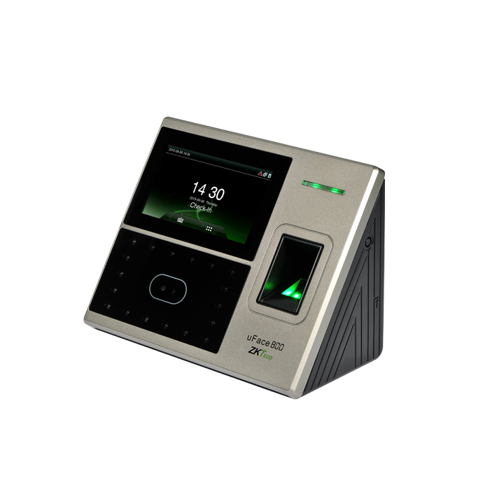 ZK Teco uFace 800 Face Attendance Machine – biometric, face, rfid