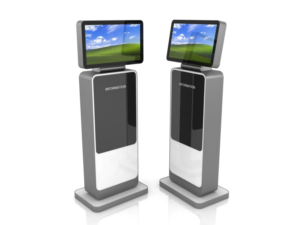 Virtual World Communications | Product Categories Kiosk