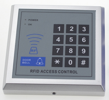 virtual world communications simple rfid access control keypad s600 s 600. Black Bedroom Furniture Sets. Home Design Ideas