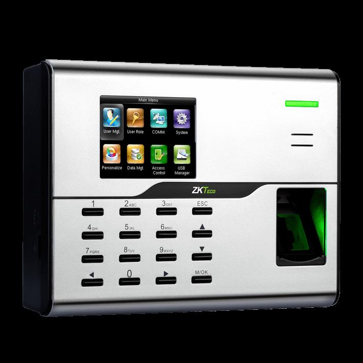 ZKTECO UA860 (New) Fingerprint Time & Attendance and Access Control Terminal
