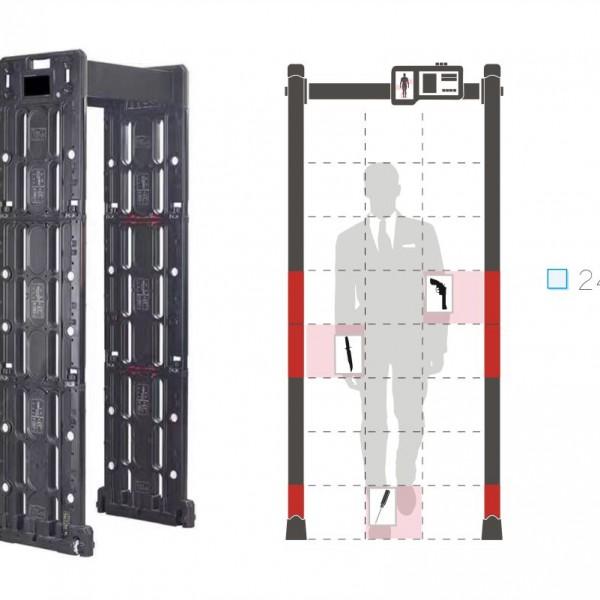 walkthrough gate portable BX2400