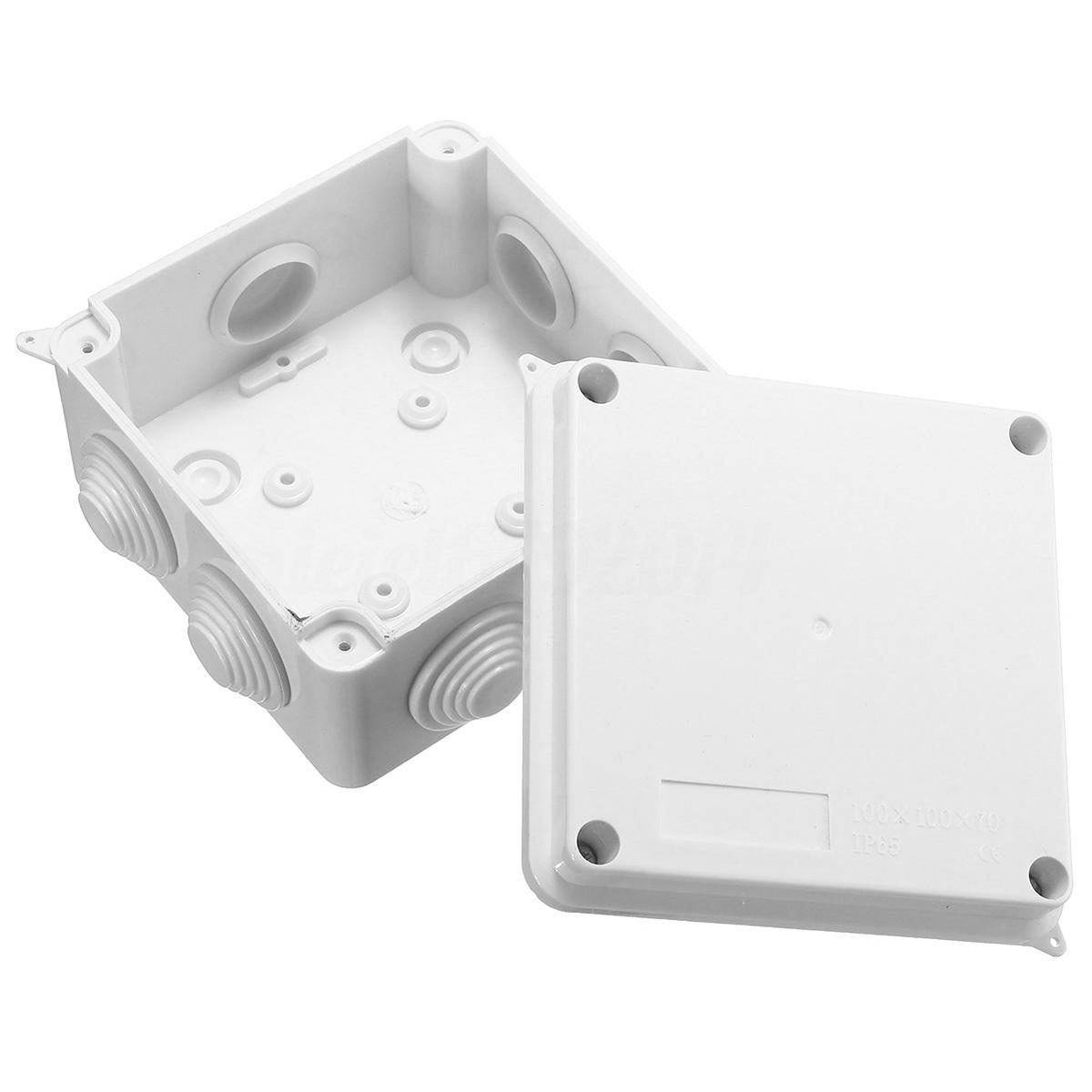 Cctv Weatherproof Outdoor Camera Junction Box Enclosure