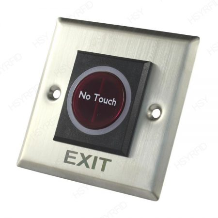 Access-control-system-of-door-release-switch-Infrared-Sensor-No-touch-Exit-Button