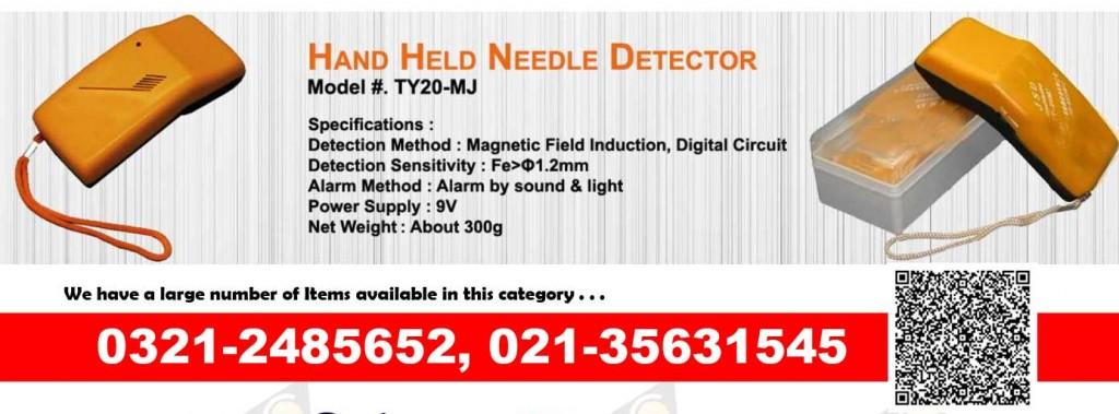 NEEDLE-DETECTOR-TY20