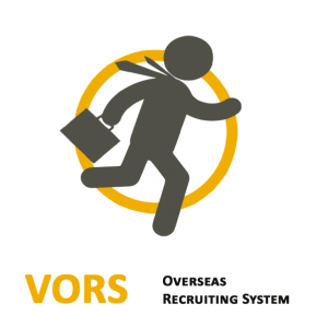 VORS – Overseas Recruiting System