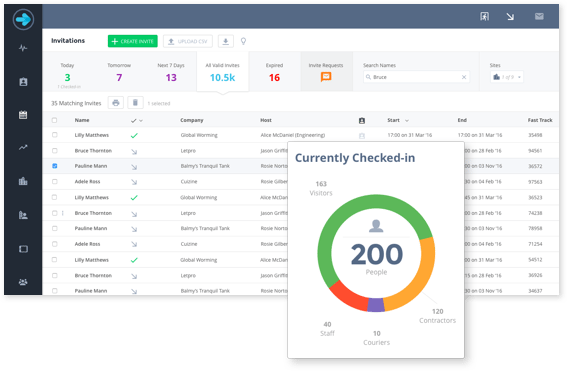 Visitor-and-Contractor-management-dashboard