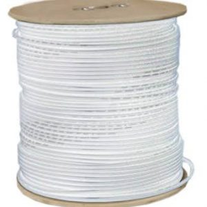 RG6 WHITE CABLE