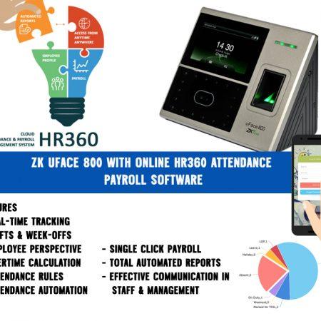 ATTENDANCE-HR360PACK-UFACE800